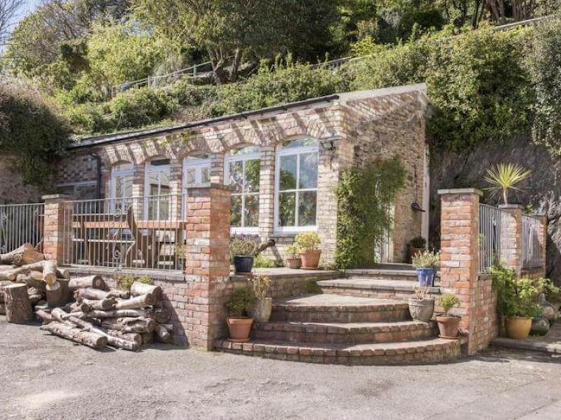 The Quarry - Large House North Devon