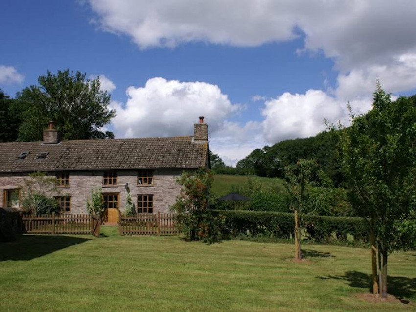 Holt Farm House At Holt Farm Holidays