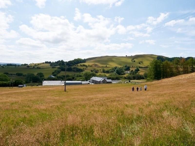 Farm House At Tynrhyd Retreat