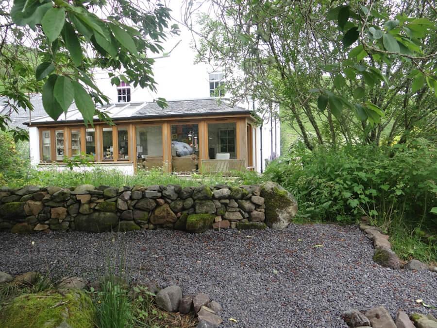 Lagganmore House
