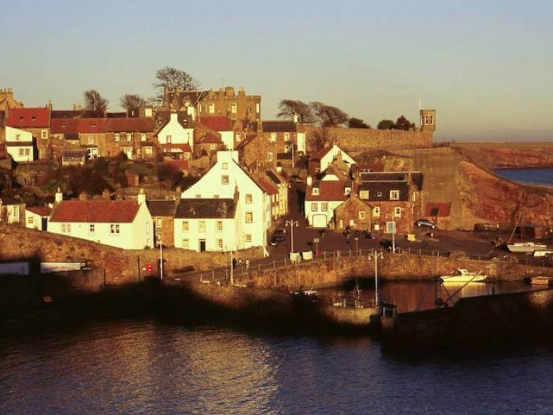 Historic Crail Harbour