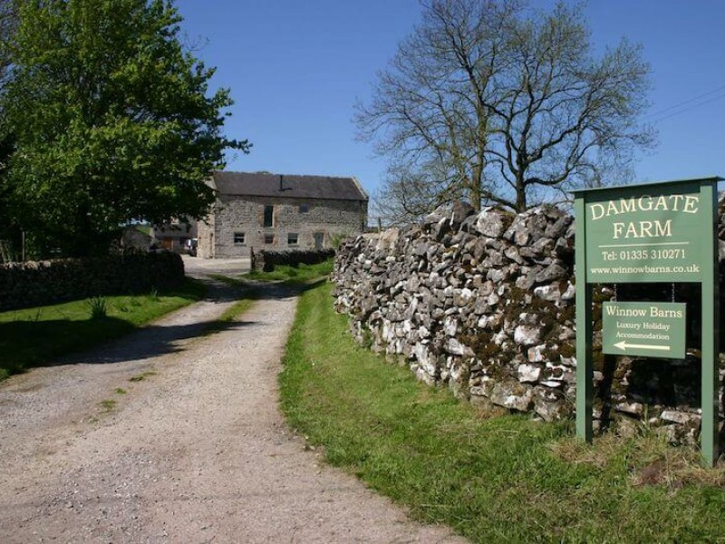 Winnow Nook At Winnow Barns