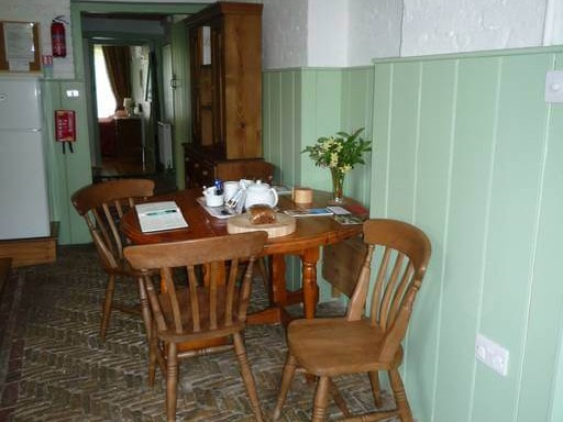 Saddle Room At Brackenborough Hall Coach House
