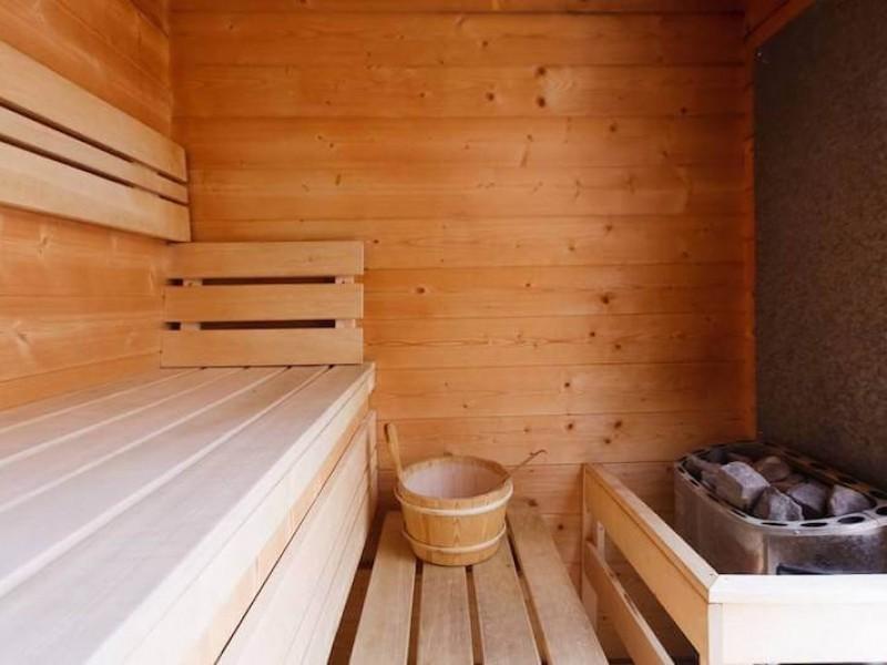 The Spa - Sauna