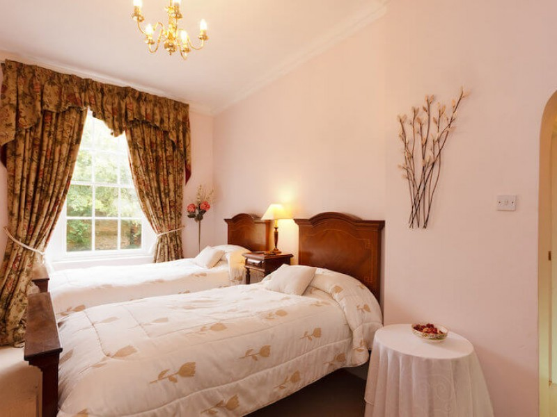 Family Room - single adjoining room