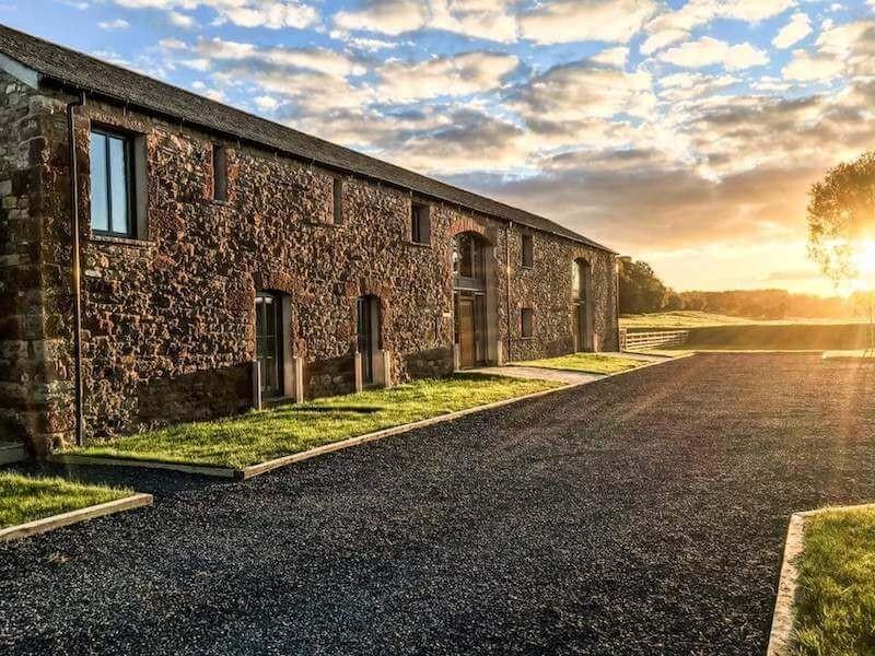 Brockram Barn At Low Ploughlands