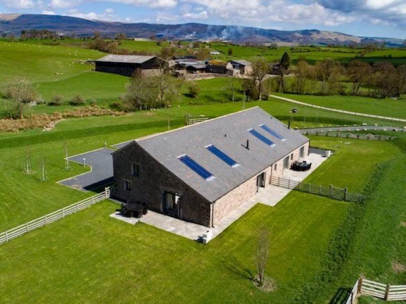 Keld Barn At Low Ploughlands