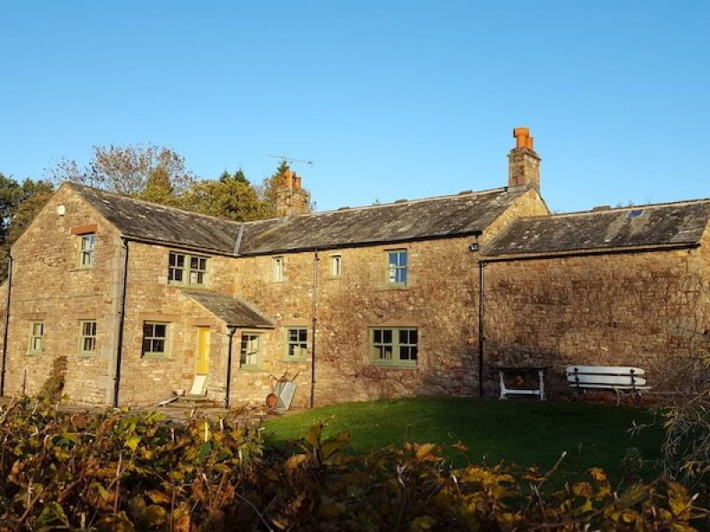 Rose Cottage At Low Ploughlands