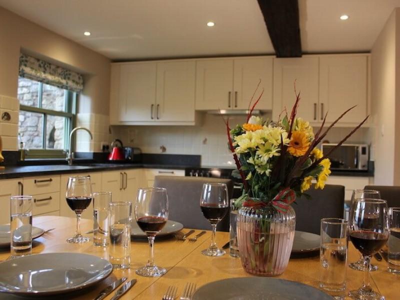 Rose Cottage At Low Ploughlands