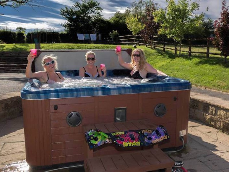 Amber Lodge At Oakerthorpe Holiday Village