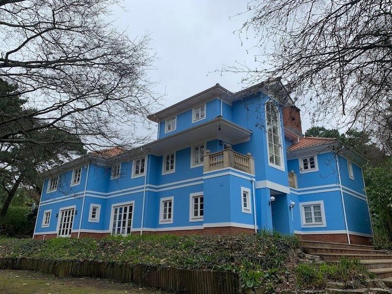 The Moondance Villa