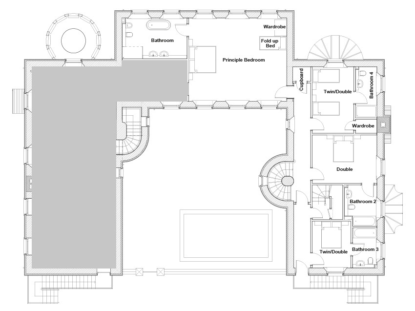 First Floor Accommodation