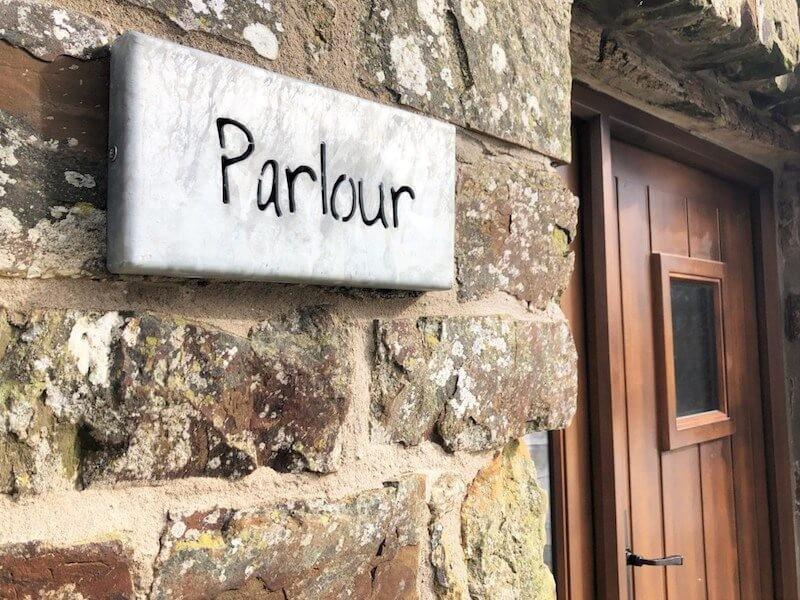 The Parlour At The Old Farm Barns