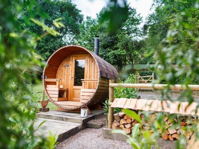 Sauna North Devon