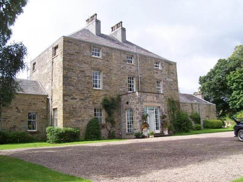 Dunfallandy House - Group Bookings