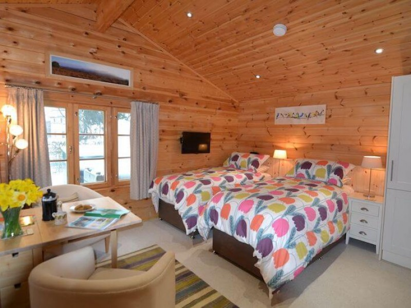 Goldcrest Lodge At Mill Meadow