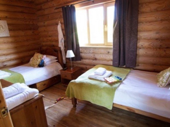 Greenfinch Lodge At Windmill Lodges