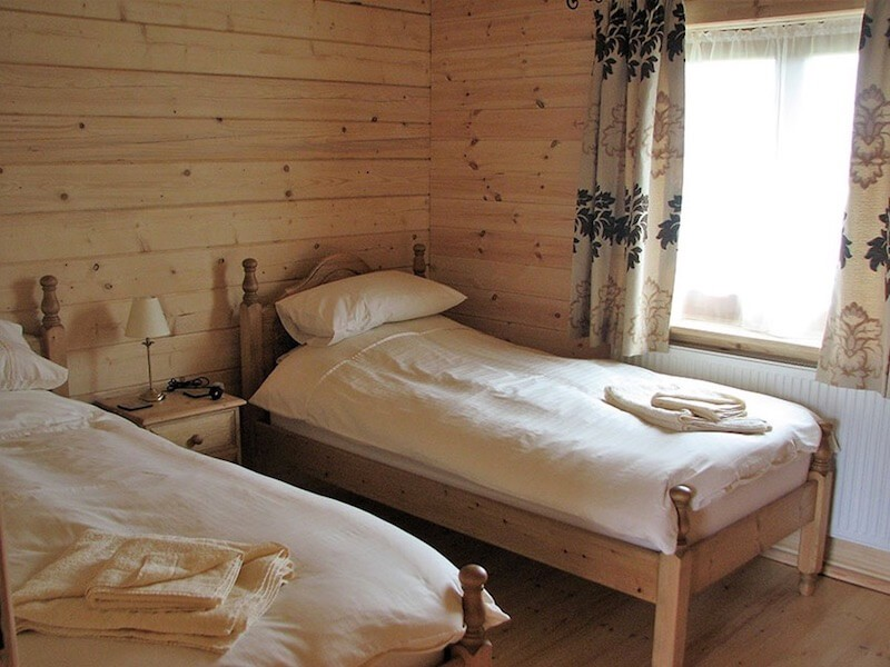 Woodpecker Lodge At Rural Roosts