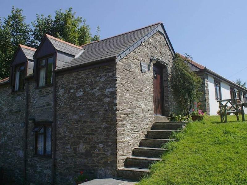 Manor Cottage At Wringworthy Cottages