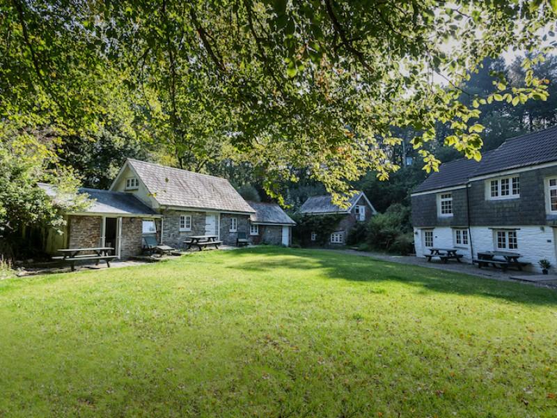 Little Shippen Cottage At Tresarran Cottages
