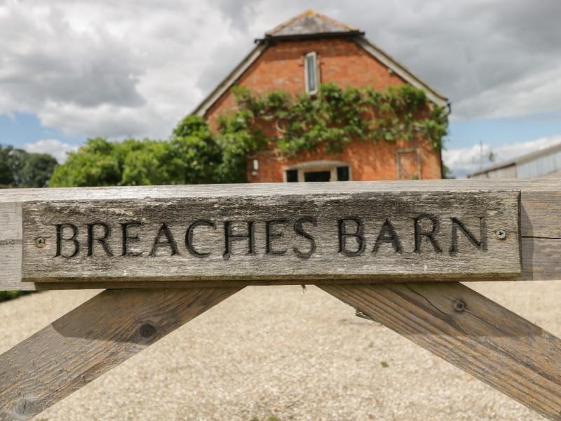 Breaches Barn