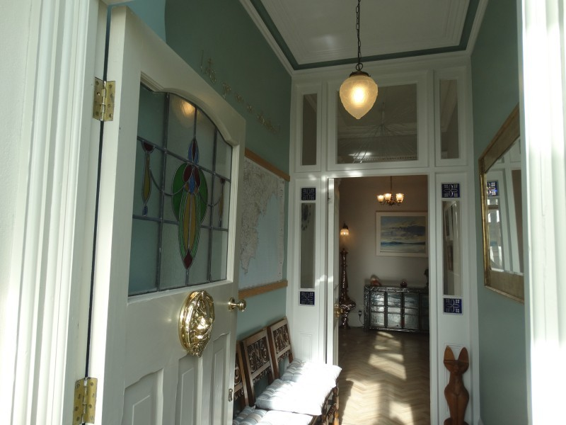 Kynance Bay House