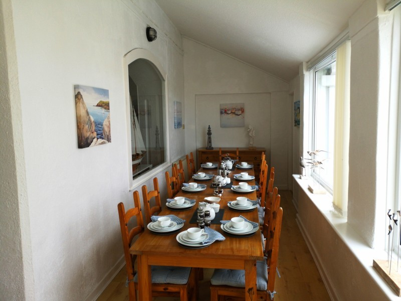 Trevena Lodge