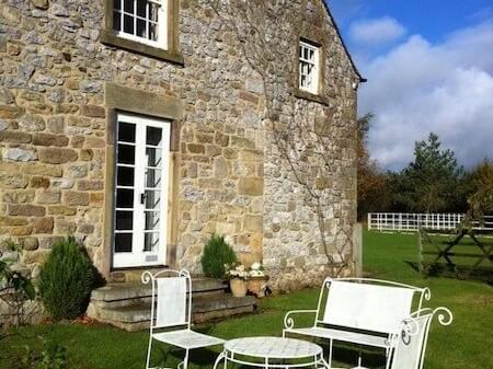 Shiningford Manor garden
