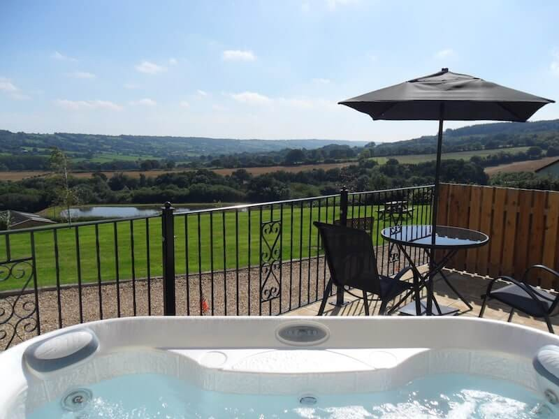 Willow Cottage At Odle Farm Holiday Cottages