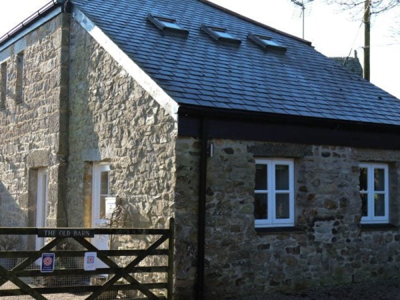 Old Barn Tregonetha