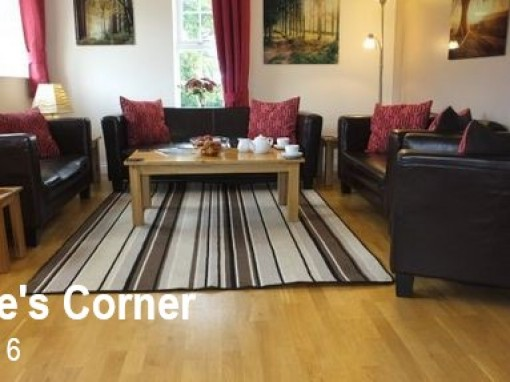 Katie's Corner at Greetham Retreat