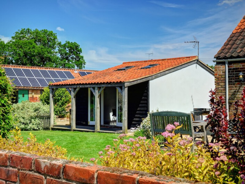 Gardeners Cottage At East Green Farm Cottages