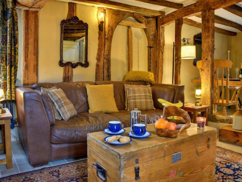 Woodfarm House At Woodfarm Barns
