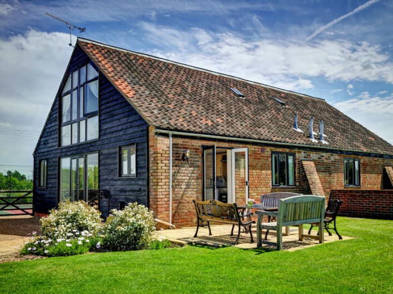 The Hayloft At East Green Farm Cottages