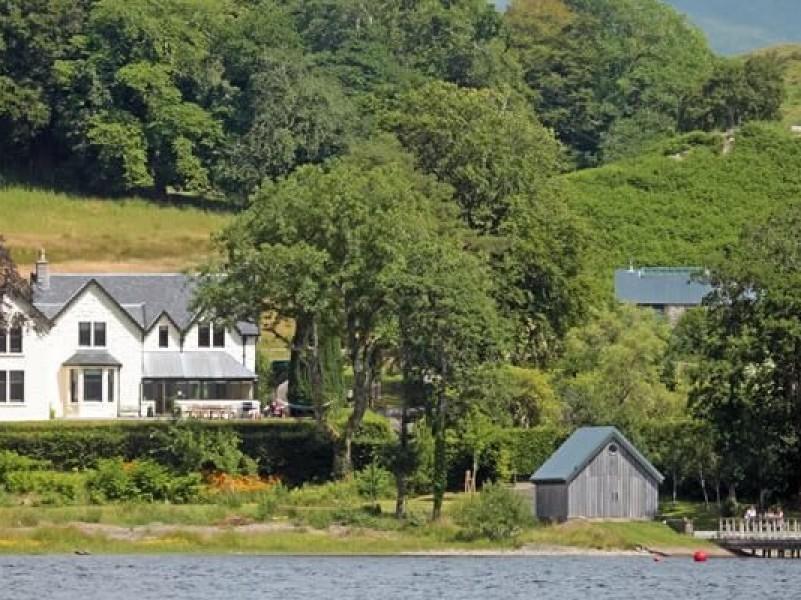 Achnasmeorach House