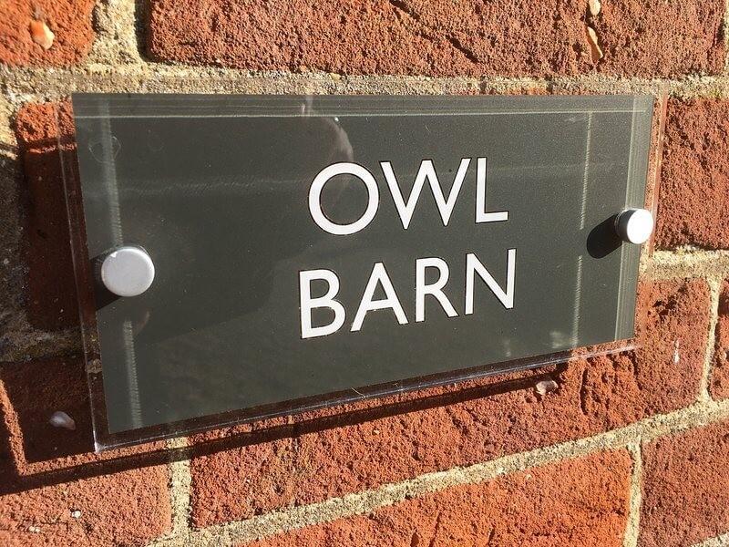 Owl Barn At Maple Barns