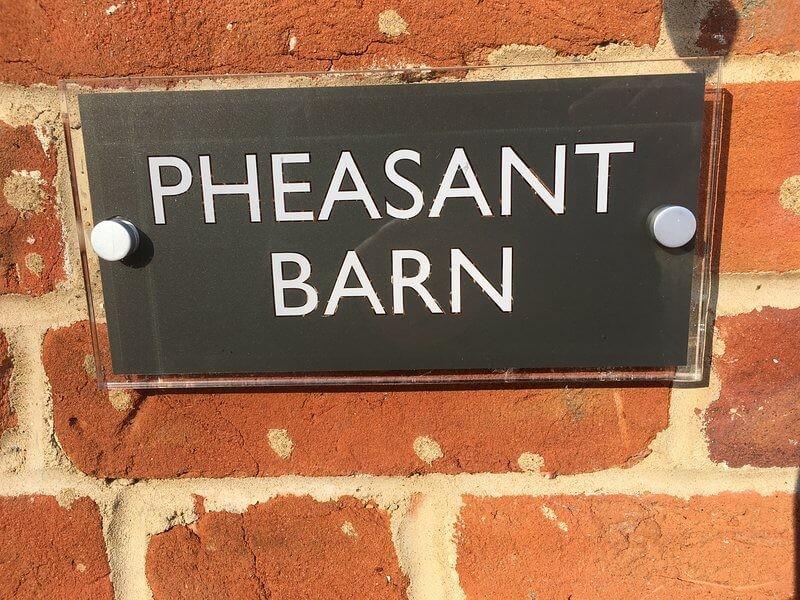 Pheasant Barn At Maple Barns