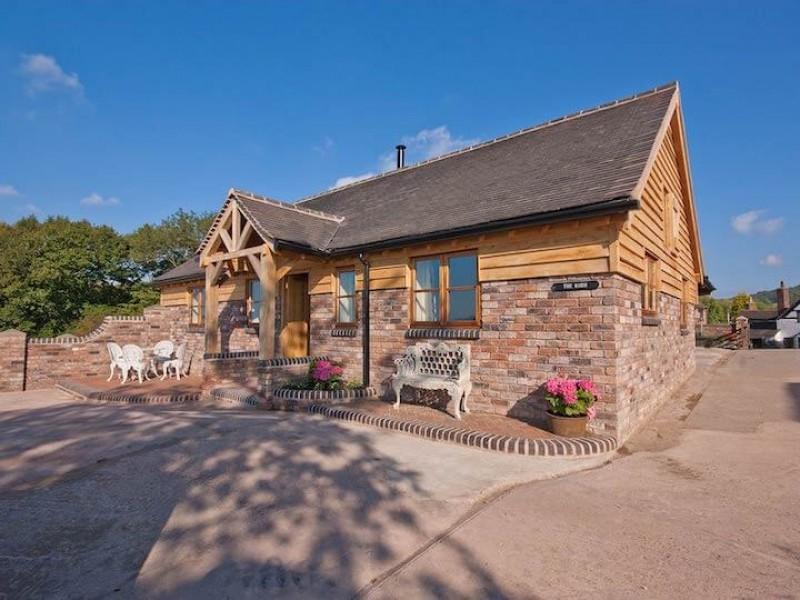 The Barn At Morrells Wood Farm