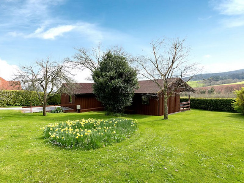 Holly Lodge At Woodcombe Lodges And Cottages