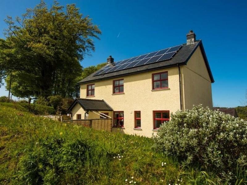 The Farmhouse At Treberfedd Farm