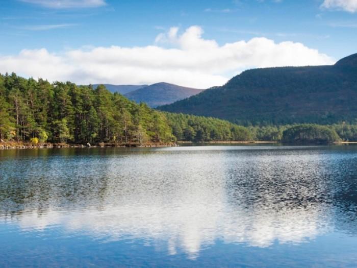 "Loch an Eilein (""Loch of the Island"")"