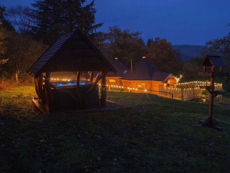 Kirnan Beg Lodge