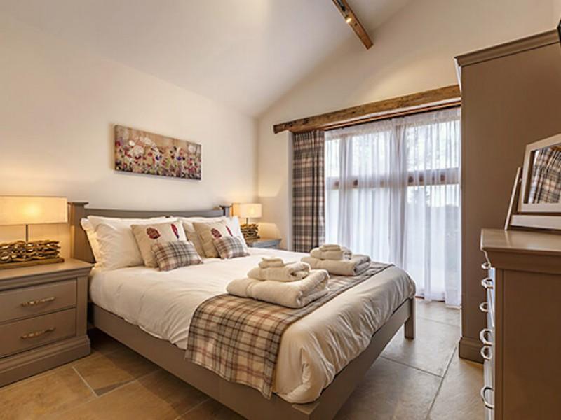 Tuck Barn Bedroom 1
