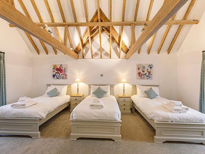 Platford Barn Bedroom 2