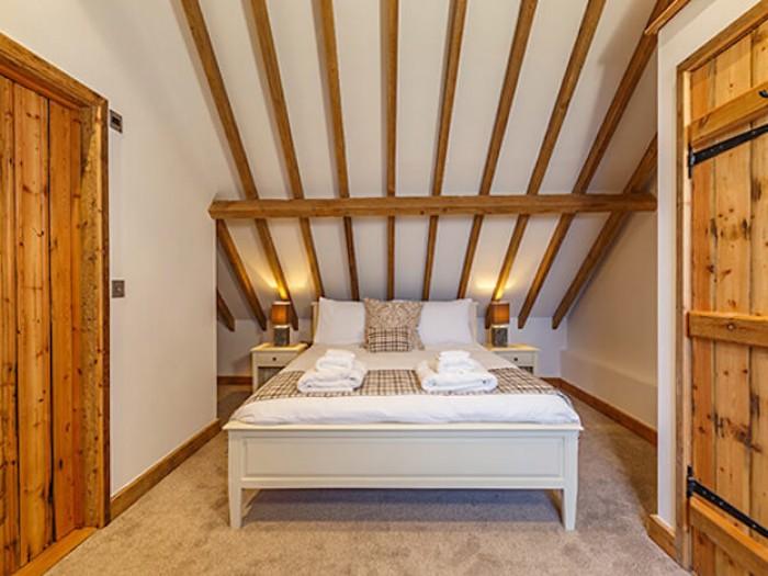 Hammond Barn Bedroom 1
