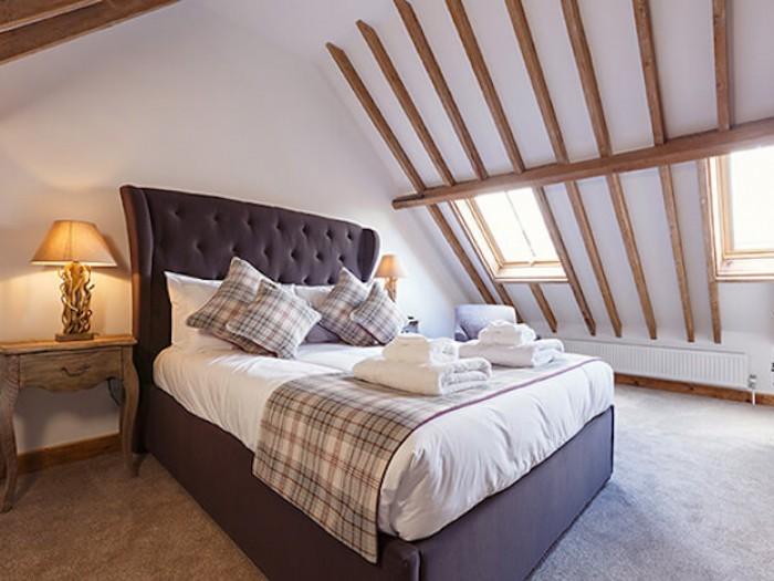 Pentney Barn Bedroom 2