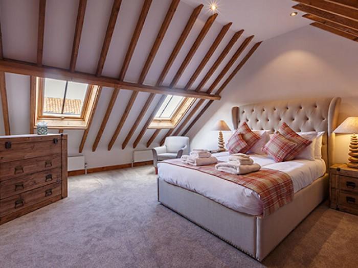 Pentney Barn Bedroom 1