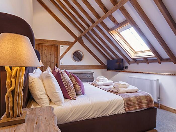 Sparks Barn Bedroom 2