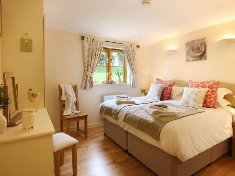 Lavender Barn At Lavender Hill Holidays