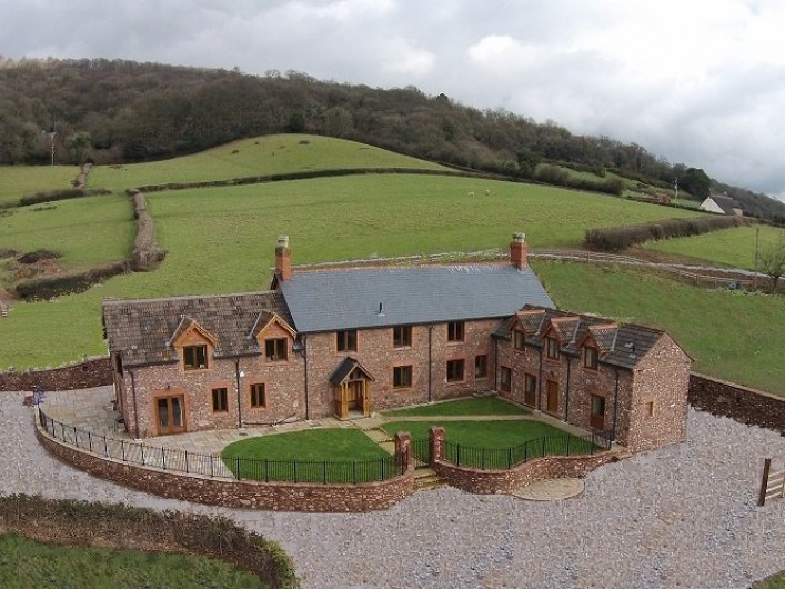 Luxury Group Accommodation with Hot Tub in Somerset